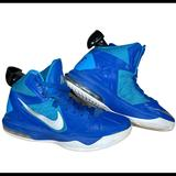 Nike Shoes   Nike Air Max Body U Basketball Sneakers Womens 7   Color: Blue/White   Size: 7