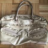 Gucci Bags   Gucci Beige Frill Big Tote Bag Authentic   Color: Cream/Tan   Size: Os