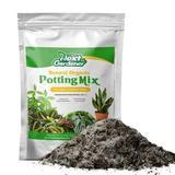 The Next Gardener Potting Soil Mix For Indoor Plants 4 Quarts, Size 16.0 H x 12.0 W x 4.0 D in | Wayfair TNG-INDOOR SOIL-4Q