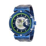 Invicta Sea Vulture Automatic Men's Watch - 50mm Stainless Steel Case Stainless Steel Band Blue (34975)