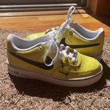Nike Shoes | Brand New, Boys Size 6y Or 7.5 Womens | Color: Yellow | Size: 6b