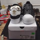 Adidas Shoes | Adidas Superstar Bold W | Color: Black/White | Size: 7