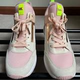 Michael Kors Shoes | Michael Kors Women Georgie Platform Sneakers | Color: Pink | Size: 8