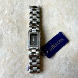 Burberry Accessories   Bulova Lady #96r11 With 14 Diamonds   Color: Silver   Size: Os