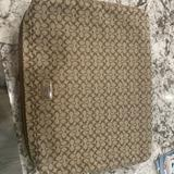 Coach Accessories | Coach Padded Laptop Case | Color: Brown/Tan | Size: Os