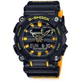 G-shock Resin Analog-digital Watch - Yellow - G-Shock Watches