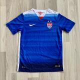Nike Shirts & Tops   Nike Usa Womens Soccer Authentic 2015 Jersey   Color: Blue/White   Size: Mg