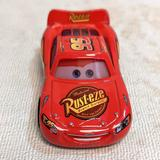 Disney Toys | Disneys Cars Lightning Mcqueen Eyes Move Diecast | Color: Red/Yellow | Size: Os