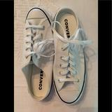 Converse Shoes | Dainty Mule Sneaker | Color: White | Size: 6