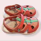 Columbia Shoes   Columbia Girls Closed Toe Sandals Size 11   Color: Pink   Size: 11g