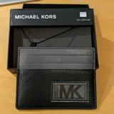 Michael Kors Accessories   Nwt Michael Kors Tall Card Case   Color: Black   Size: Os