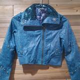 Disney Costumes   Disney Descendants Size 13 Girls Jacket   Color: Blue/Green   Size: 13