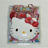 Hello Kitty Purse with Strap with Accessories from Japan Pink White