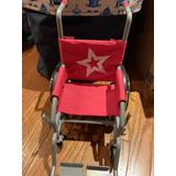 American Girl Doll Berry Wheelchair For Dolls
