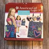 American Girl Doll And Child Tote Kit