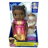 Baby Alive Tea n Sparkles Doll, Black Hair NEW
