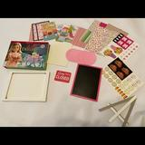 American Girl Doll Dining Book and Set