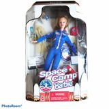 Space Camp 1998 Barbie Doll Astronaut NASA STEM New Original Box Science Vintage