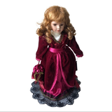 Classic Beauty Collection Porcelain Doll Totsy