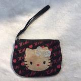 Hello Kitty Wristlet