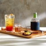 Libbey Mixologist Essentials 2-Piece Measuring Glass Set Glass, Size 5.9 H x 3.5 W in | Wayfair 101963