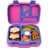 Prep & Savour Brights – Leak-Proof, 5-Compartment Bento-Style Lunch Box – Ideal Portion Sizes For Ages 3 To 7 – BPA-Free, Dishwasher Safe   Wayfair