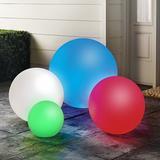 LED Outdoor Illuminated Sphere Medium - Ballard Designs