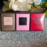 Victoria's Secret Bath & Body   3pack Bombshell Eau De Parfum   Color: Cream/Pink   Size: 7.5ml.25floz Each
