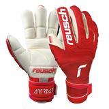 Reusch Attrakt Freegel Gold X Finger Support Soccer Goalie Gloves