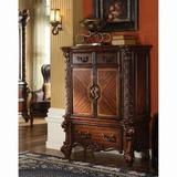 Avery Home Furniture 3 - Drawer 2 - Door Accent Cabinet Wood in Brown, Size 55.0 H x 43.0 W x 21.0 D in | Wayfair ACL-22006