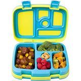Prep & Savour Brights – Leak-Proof, 5-Compartment Bento-Style Lunch Box – Ideal Portion Sizes For Ages 3 To 7 – BPA-Free, Dishwasher Safe | Wayfair