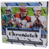 """""""NFL Autographed 2020 Panini Chronicles Football Factory Sealed 6-Pack Hobby Box"""""""