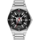 Aspire Stainless Steel Bracelet Watch 42mm - Metallic - Ferrari Watches