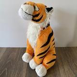 Disney Toys | Jungle Book Shere Khan Tiger Plush Disney Store | Color: Black/Orange | Size: 14