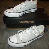 Converse Shoes | Converse Women'S Shoes With Box Size 5 | Color: Black/White | Size: 5