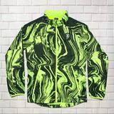 Nike Jackets & Coats   Nike Soccer Atletico Madrid Awf Raincoat Jacket   Color: Green/Yellow   Size: M