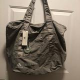 Adidas Bags   Adidas X Stella Mccartney Dark Olive Green Bag   Color: Gray/Green   Size: Os