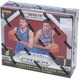 """NBA Autographed 2018-19 Panini Prizm Choice Basketball Factory Sealed Hobby Box"""