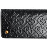 Burberry Bags | Burberry Unisex Black Leather Credit Card Wallet | Color: Black | Size: Os