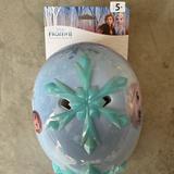 Disney Other | Brand New Frozen 2 Helmet | Color: Gray | Size: 5+