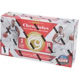 NBA Autographed 2017-18 Panini Chronicles Basketball Factory Sealed Hobby Box