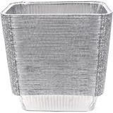 JUMBO (600 Pack) Premium 2-LB Bread Loaf Baking Pans in Gray | Wayfair JUMBOcf6c565