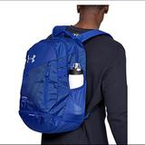 Under Armour Bags | New Under Armour Ua Hustle Backpack Royal Blue | Color: Blue | Size: Os