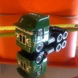 Disney Toys | Disney Pixar Green Semi Truck 01 | Color: Green | Size: Osb