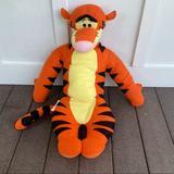 Disney Toys | Disney Tiger Jumbo Stuffed Plush Animal Toy 31 | Color: Black/Orange | Size: 31 Inches