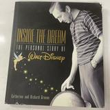 Disney Other   Inside The Dream:The Personal Story Of Walt Disney   Color: black   Size: Os