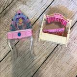 Disney Toys | Disney Dollhouse Furniture Lot Of 2 Pieces New | Color: Pink | Size: Osg