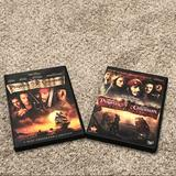 Disney Other   Disney Pirates Of The Caribbean Dvds   Color: Black   Size: Os