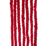 Kurt S. Adler 54214 - 9.8' Red Battery-Operated LED Rope Light