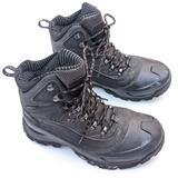 Columbia Shoes | Columbia Men'S Snowcross Waterproof Winter Boots | Color: Black/Gray | Size: 9
